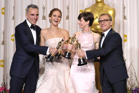 And the Oscar goes to... ¡Una de premiados!
