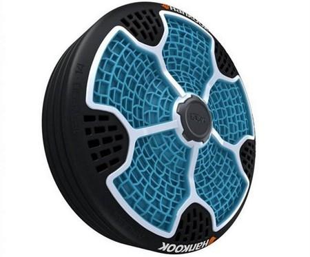 Neumáticos sin aire i-Flex y eMembrane de Hankook