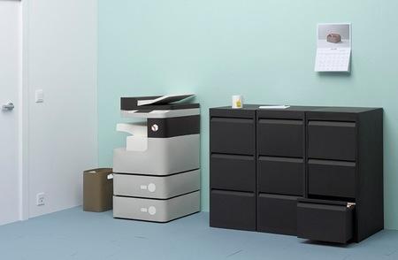 La oficina de papel de Alexis Facca