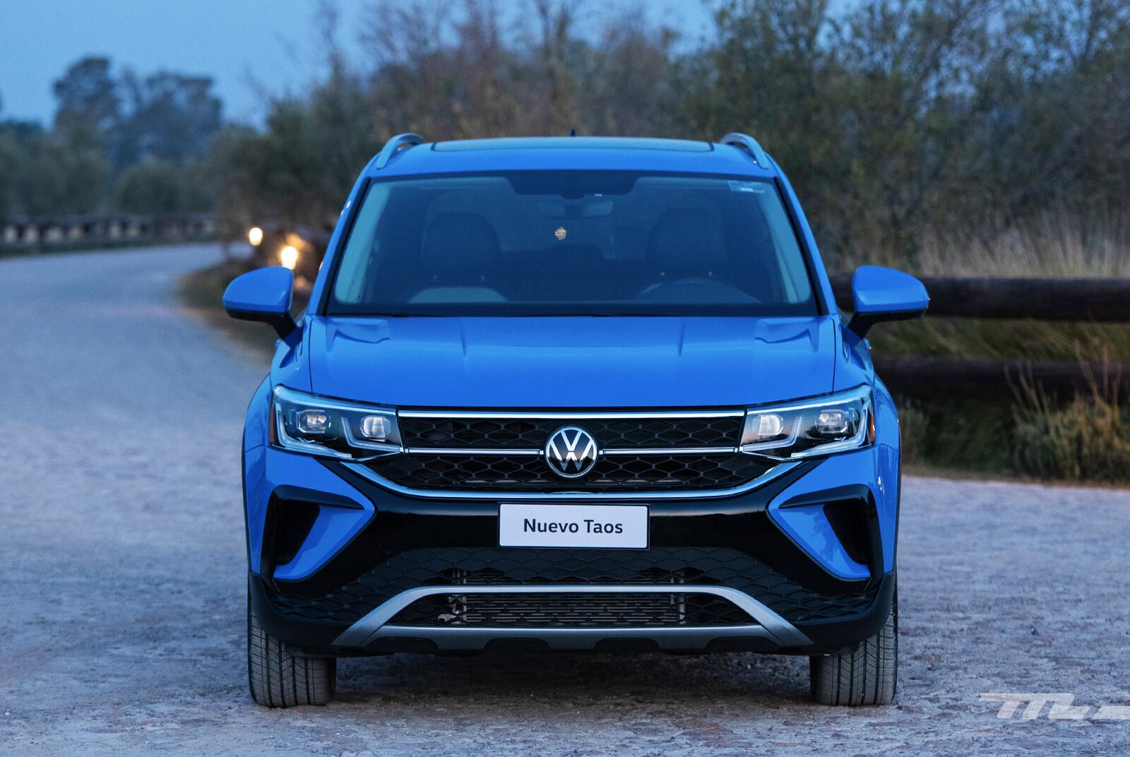 Foto de Volkswagen Taos (lanzamiento en México) (5/30)