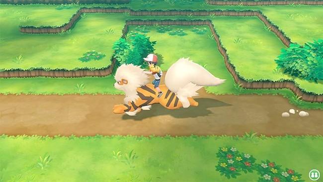 Pokemon Let S Go Arcanine