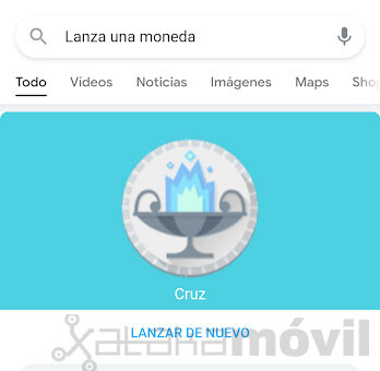 Lanza Moneda