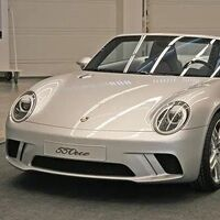 Porsche 550one, la interpretación moderna del 'Little Bastard' de James Dean que Porsche tenía escondida