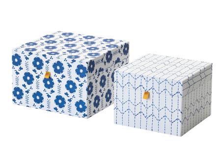 Cajas Azules