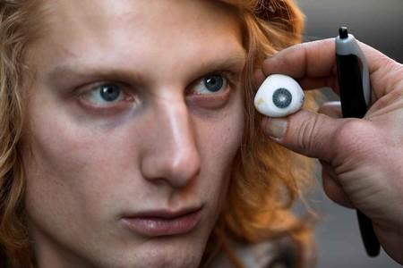 Cabezas Decapitadas Modelos Con Tres Ojos Y Hasta Con Cuernos Los Detalles Que No Viste Del Desfile De Gucci 04