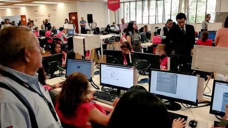 Con más de 8,000 capturistas, el PREP solamente tendrá el 12 por ciento de las casillas en México al finalizar el 1 de julio