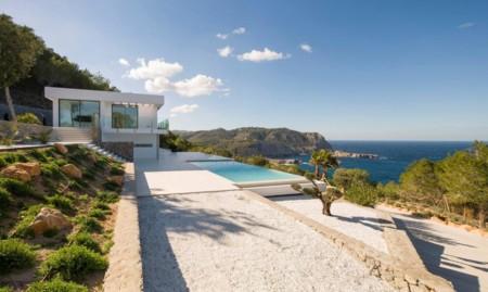01 Kelosa Ibiza Modern Villa In Benirras Ibiza