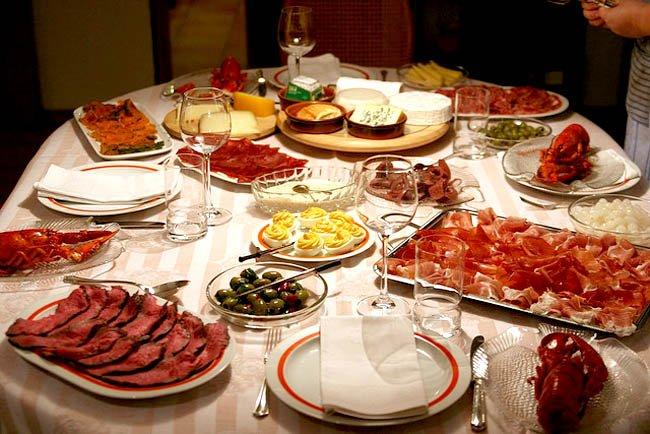 Vosotros tambi n hab is engordado de pena - Cenas ricas para hacer en casa ...