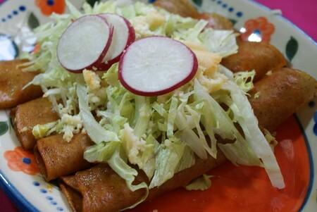 Las 11 variedades de enchiladas mexicanas tradicionales  más famosas