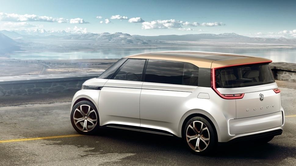 Foto de Volkswagen BUDD-e concept (6/30)