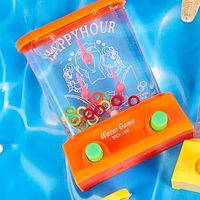 'Aqua Rings' convierte los juguetes con agua y aros de colores clásicos en México en una app para Android y iOS