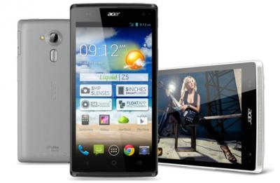 Acer Liquid Z5, toda la información