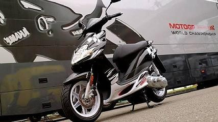 Yamaha proveerá de scooters el mundial de MotoGP
