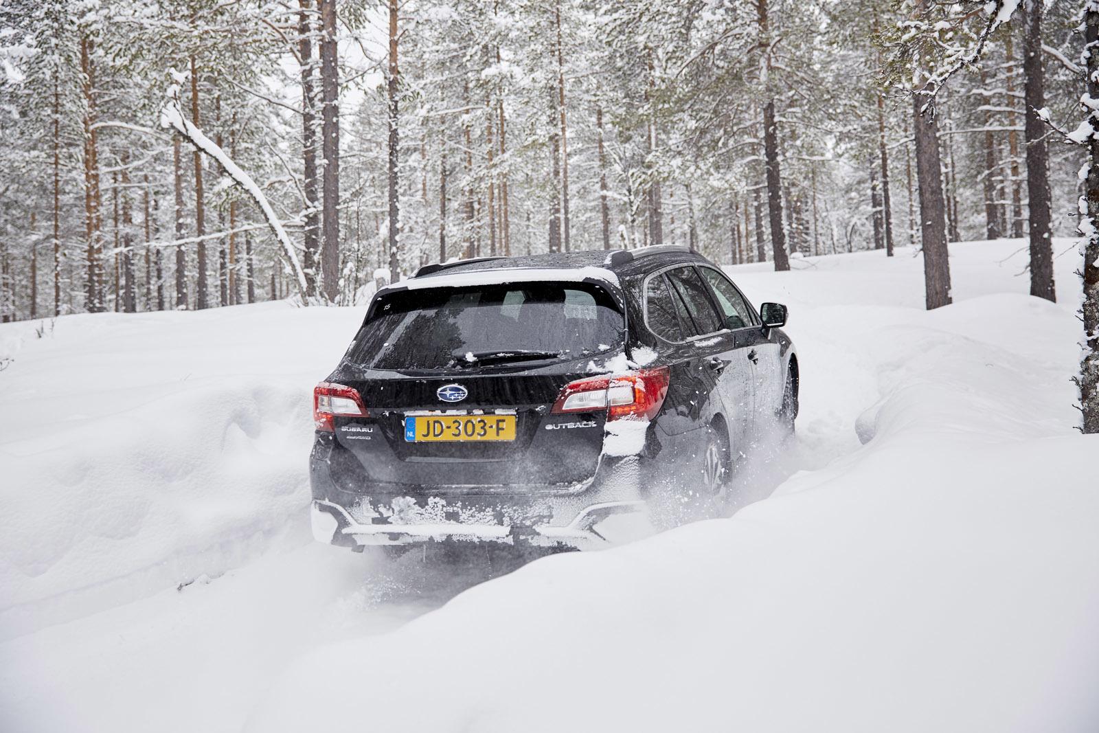 Foto de Subaru Snow Drive 2016 (57/137)