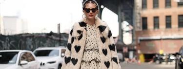 Nueve looks que nos enseñan diferentes maneras de combinar un vestido midi con una prenda de abrigo
