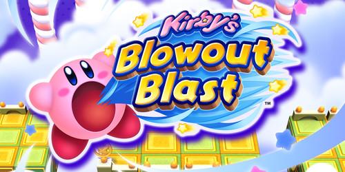 Análisis de Kirby's Blowout Blast: puzles, acción y frenetismo veraniego para Nintendo 3DS