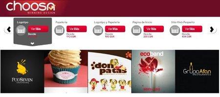 Choosa, otra plataforma más de crowdsourcing de diseño