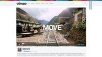 Vimeo presenta su nuevo y elegante diseño
