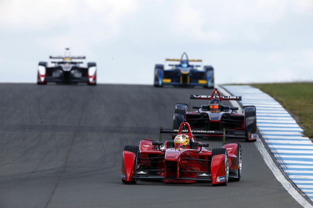Spark Renault Srt 01e Formula E