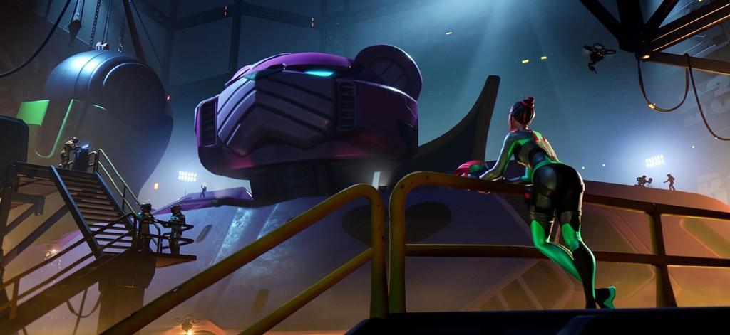 Hoy podrás vivir en directo una pelea entre un Megazord y un monstruo gigante en Fortnite (y esta vez no habrá filtraciones)