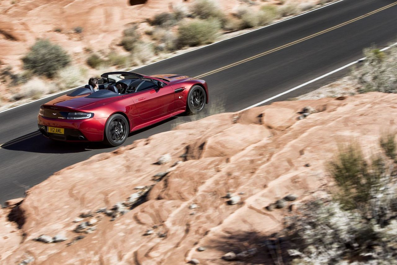 Foto de Aston Martin V12 Vantage S Roadster (4/14)