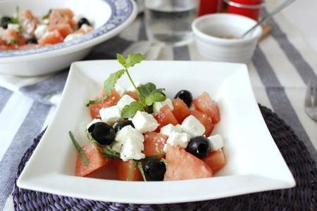Paseo por la gastronomía de la red: a la rica fruta de verano. Cocinillas
