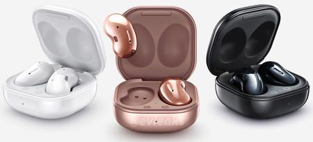 Samsung Galaxy Buds Live TWS: tres colores y nuevo diseño para los futuros auriculares inalámbricos de Samsung