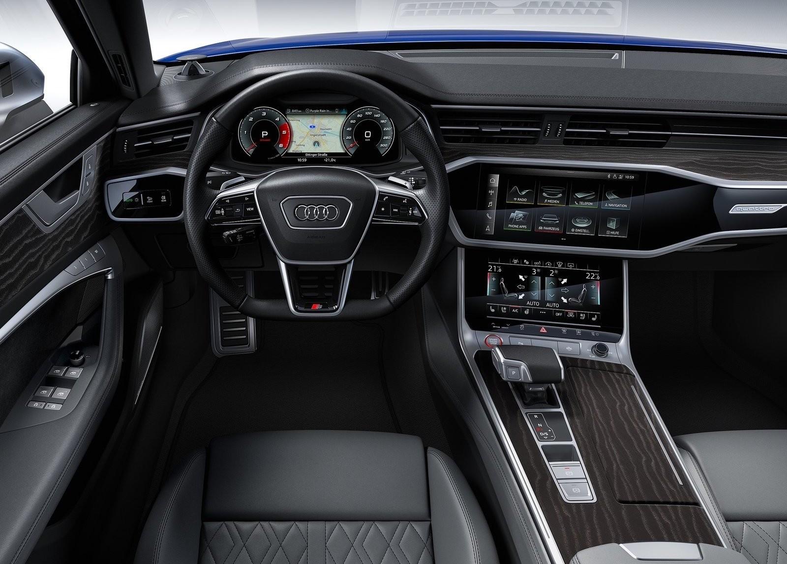 Foto de Audi S7 y S6 (14/15)