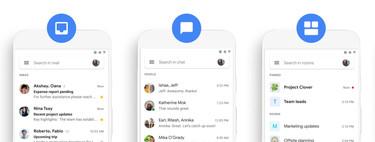Gmail gira hacia una suite de productividad: se filtran su próximo diseño y funciones