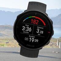 El Polar Vantage M es otro reloj deportivo que puedes regalar por San Valentín ahorrando dinero. Amazon lo tiene por menos de 180 euros