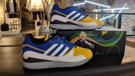 Adidas Originals Dragon Ball Z Vegeta Mexico
