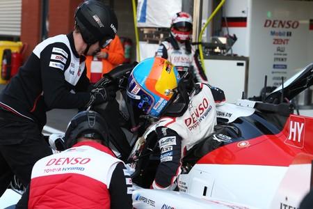 Alonso Toyota Spa