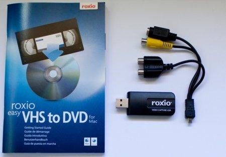 Roxio Easy VHS to DVD, convierte tu material analógico en digital
