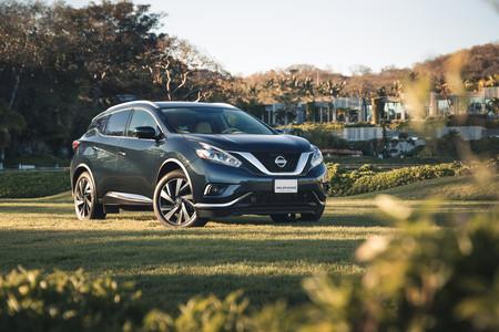 Nissan Murano 2018 13