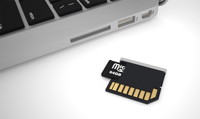Nifty MiniDrive para MacBook