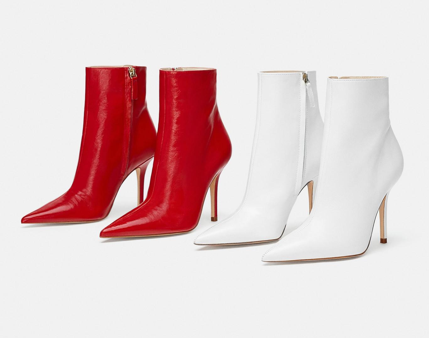 a3cd38dbe0 29 zapatos de Zara que son tendencia esta temporada Otoño-Invierno 2018 2019