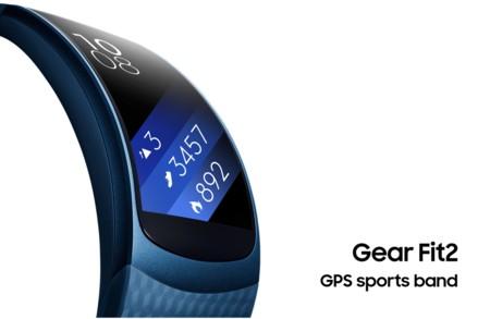 Samsung Gear Fit 2 se pasa a Tizen, llega con GPS integrado y mejor resolución