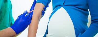 Los CDC de Estados Unidos recomiendan a las embarazadas vacunarse contra el Covid