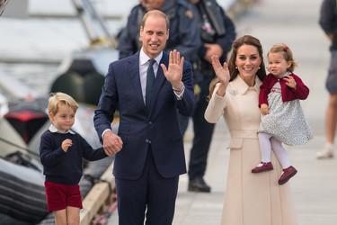 Las últimas imágenes de los Duques de Cambridge en Canadá: la estampa de familia perfecta (y estilosa)