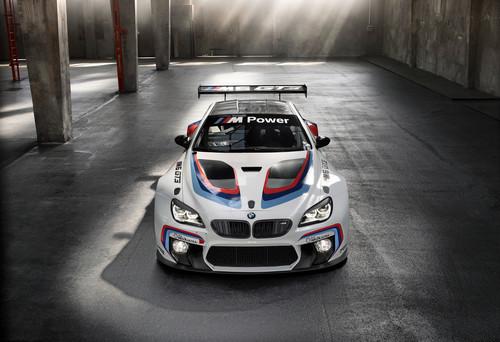 BMW M6 GT3, querrás ser gentleman driver al ver estas fotos