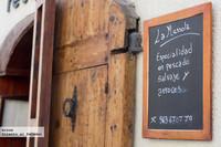 Restaurante La Mussola. Cocina de mercado en el barrio del Cabañal de Valencia
