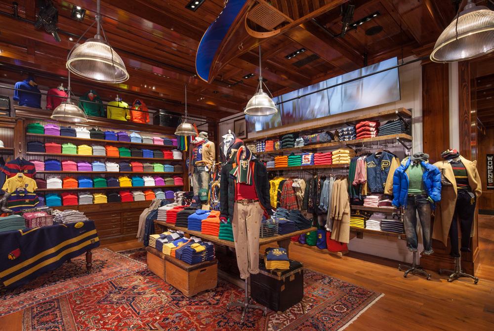 Foto de Nueva tienda de Polo Ralph Lauren en la Quinta Avenida (4/5)
