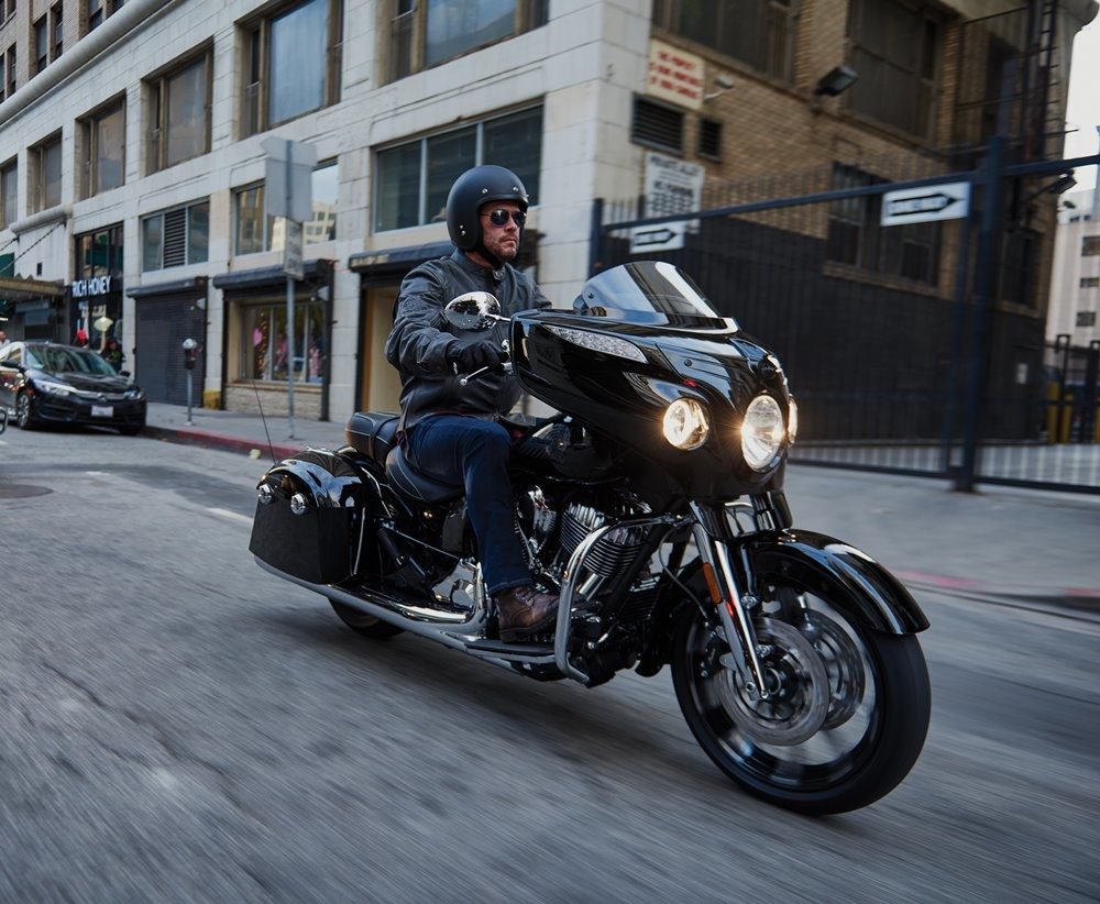 Foto de Indian Chieftain Limited 2017 (4/20)