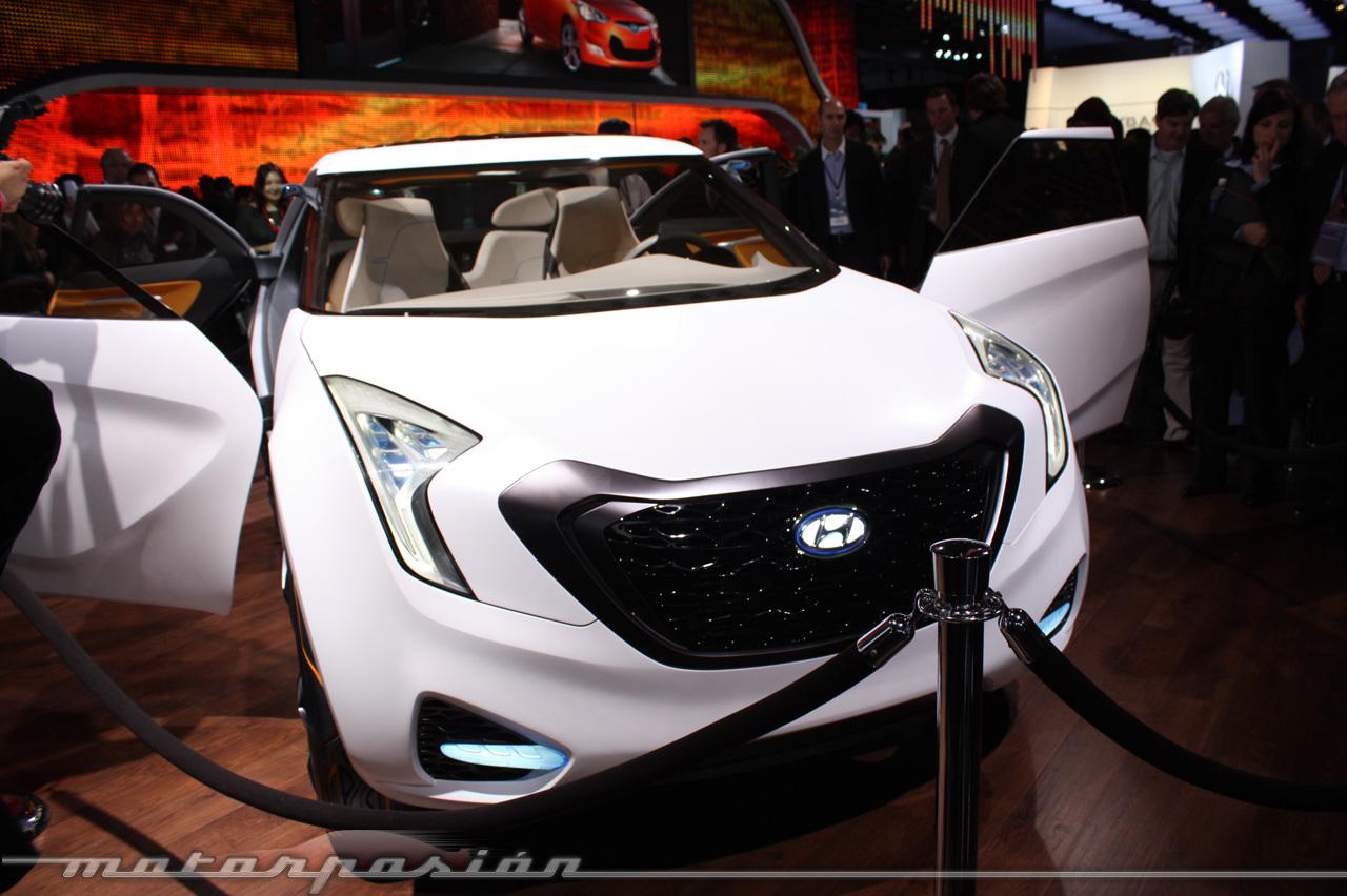 Foto de Hyundai CURB en el Salón de Detroit (7/29)