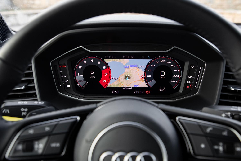 Foto de Audi A1 2018, toma de contacto (158/172)