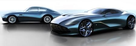 Astons Martin DBS GT Zagato