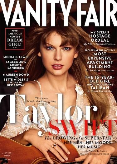 Que sí, que no os enteráis, que Taylor Swift no es que vaya de modosita: es una modosita