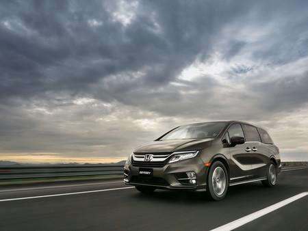 Honda Odyssey 2018: Precios, versiones y equipamiento en México