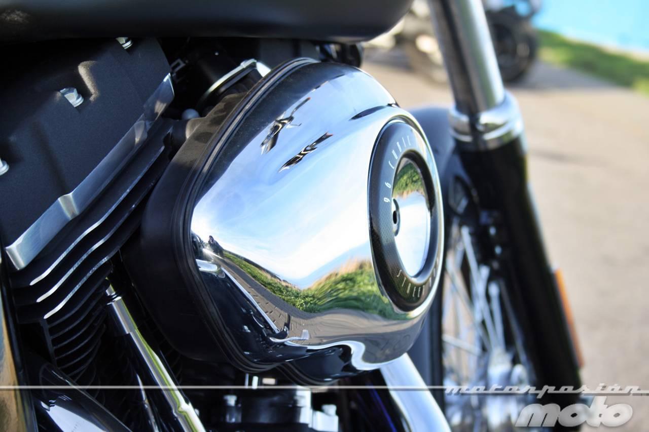 Foto de Harley Davidson DYNA Street Bob, prueba (valoración, ficha técnica y galería) (10/35)
