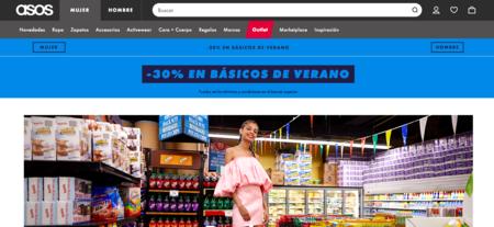Solo hasta el 20 de mayo 30% de descuento en básicos veraniegos de ASOS y envío gratis